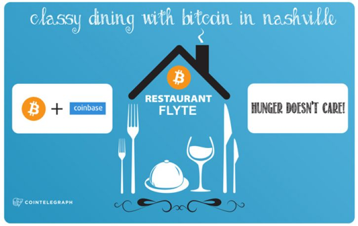 Nobles Dining mit Bitcoin in Nashville
