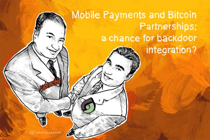 Mobile Payments und Bitcoin Partnerships: eine Chance für ...