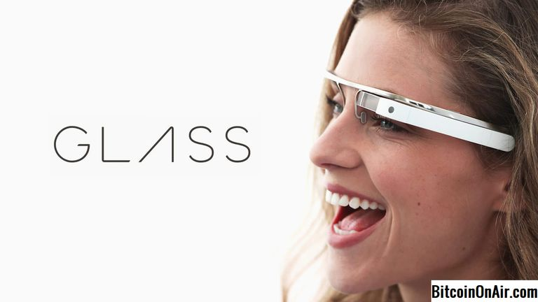 Bitcoin trifft Google Glass mit In-Store Zahlung App GlassPay