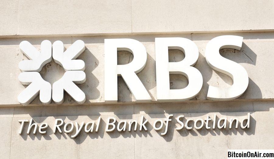 RBS Trials Ripple como parte de 3 €. 5 billones de Tech Revamp